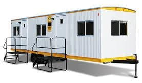 Buy Relocatable Office Trailers