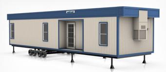 Used Office Trailers For Sale Pre Owned Job Site Trailers Us Construction Trailers
